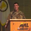 Cadet Durham at Army Research Laboratory's Operations  Internship