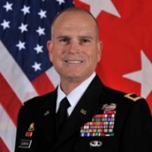 Major General David G. Clarkson