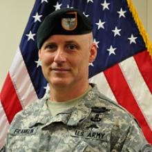 Colonel Donald R. Franklin