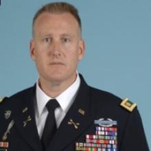 Major Tim Driscoll
