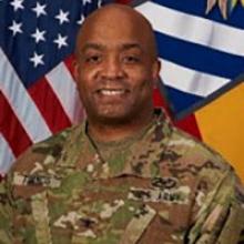Colonel Alric L. Francis