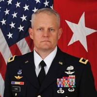 Brigadier General John Evans Jr