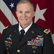 Lieutenant General Robert Ashley
