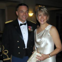 Major General Gill Beck