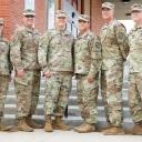 App Alumni at Cadet Summer Training