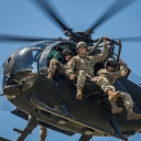 App State Cadets with 5th SFG Internship and 160th SOAR