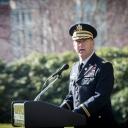 COL Clayton Speaking at ASU Veteran's Day
