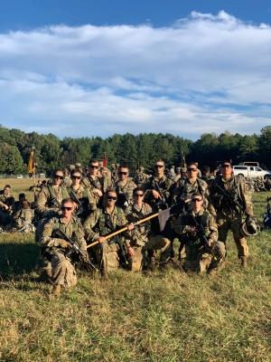 2018 App Ranger Challenge Team